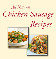 Thin 'n Trim All Natural Chicken Sausage Recipes