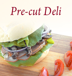 Thin 'n Trim Pre-Cut Deli Products