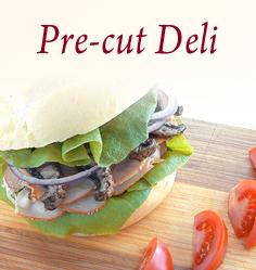 Thin 'n Trim Pre-Cut Deli Products
