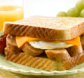 jpg toasted breakfast sandwich by breakfast sandwich bacon toasted ...