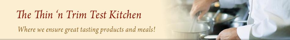 Test Kitchen Banner