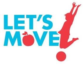 Let's Move Campaign logo
