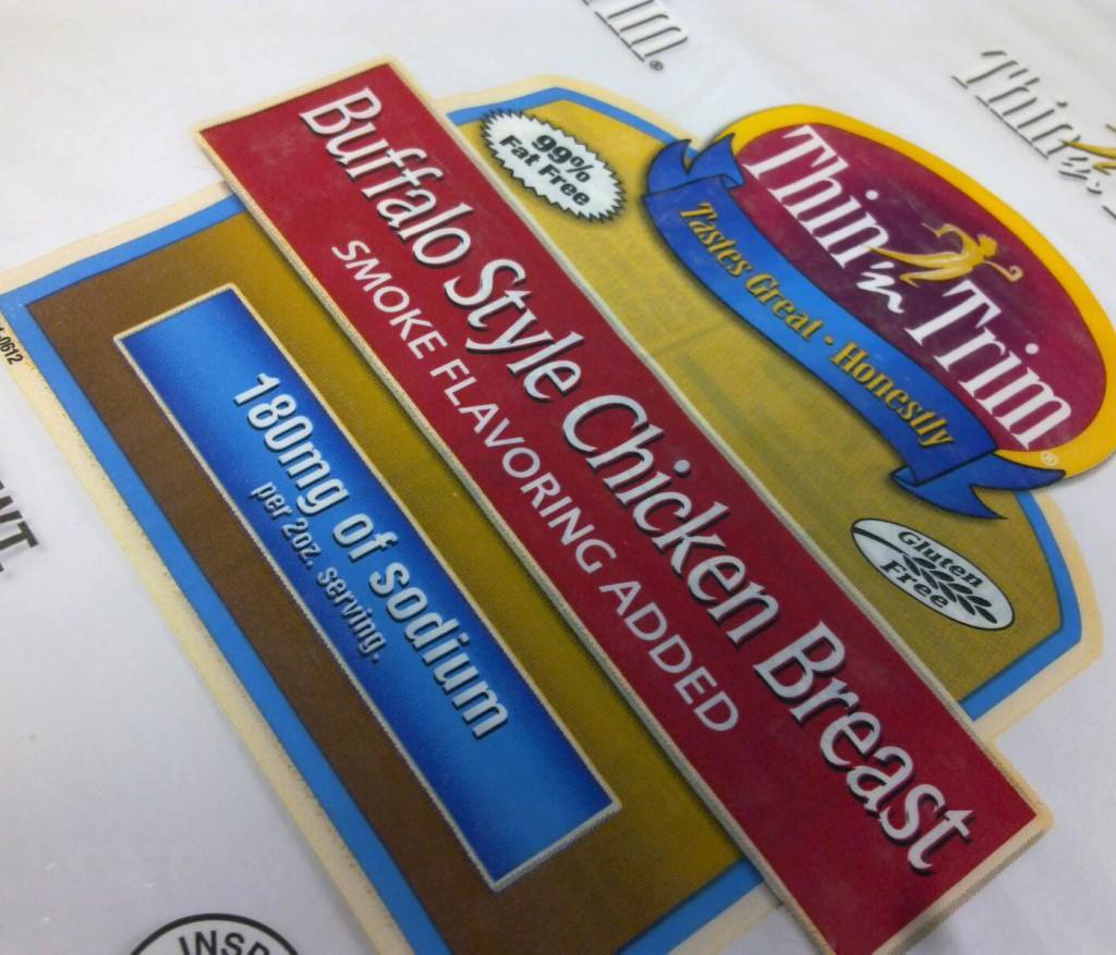 Thin 'n Trim Buffalo Chicken 180 mg sodium per serving