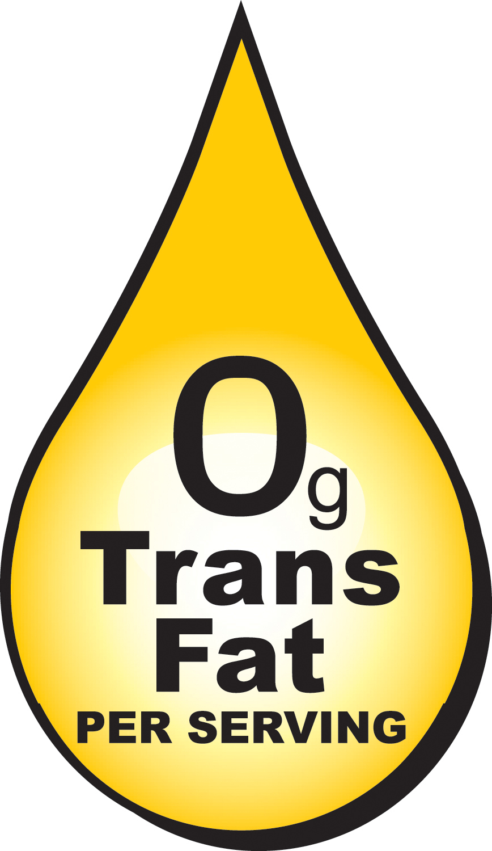Zero Trans Fats 37