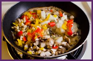 Eggplant - Pan - Veggies