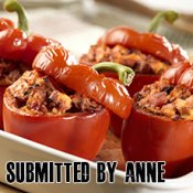 Anne's Chicken Sausage Stuffed Peppers